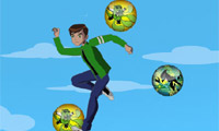 games ben 10 alien force
