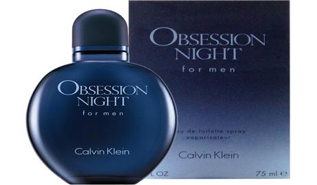d73b4a3fe عطر اوبسيشن نايت للرجال من كالفن كلاين Obsession Night for Men Calvin Klein