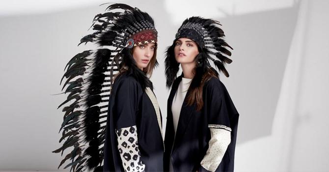 cfaecc0a6 عبايات هال 2016 القبلية من وحي الهنود الحمر | عالم حواء لايف