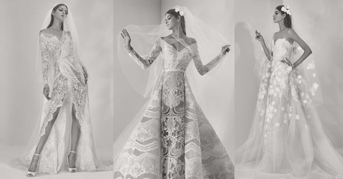 261af6678 فساتين زفاف إيلي صعب خريف 2017 يعكس أناقة الأميرات. دائمًا ما تتميز عروسه  بأناقة لا مثيل لها ...
