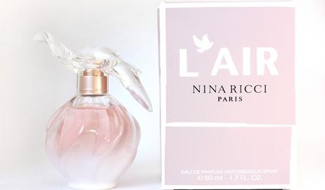 ad4b20e88 عطر نينا ريتشي L`Air Nina Ricci for women   عالم حواء لايف