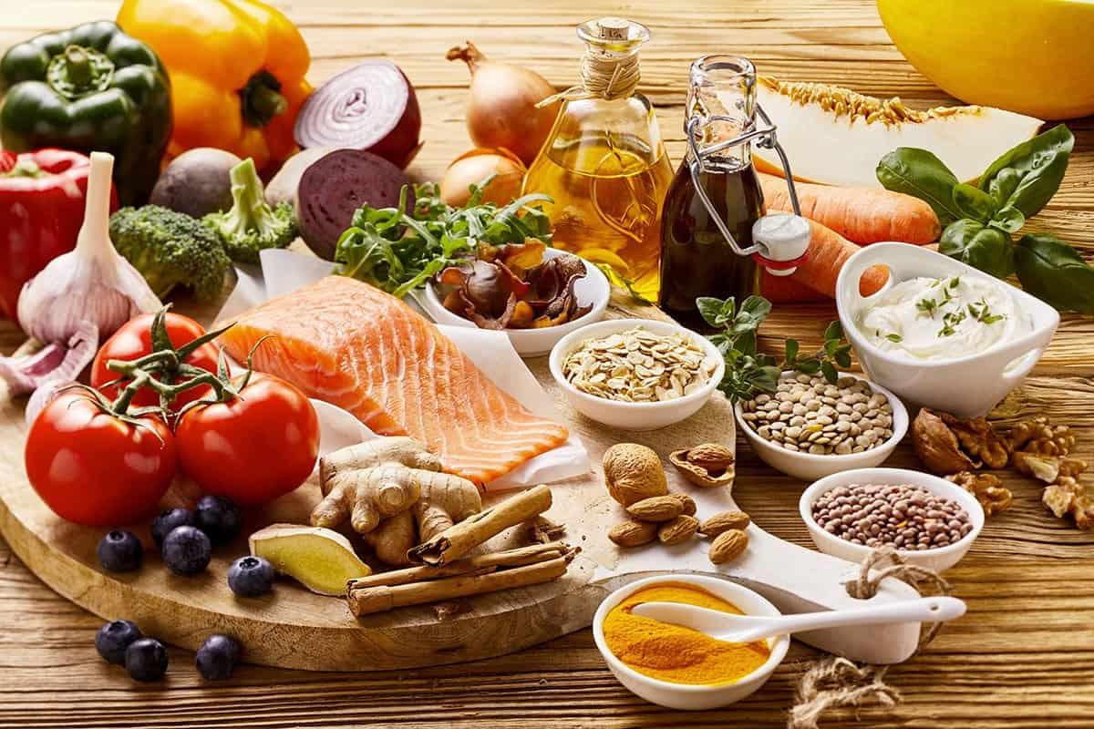 رجيم التوازن الغذائي
