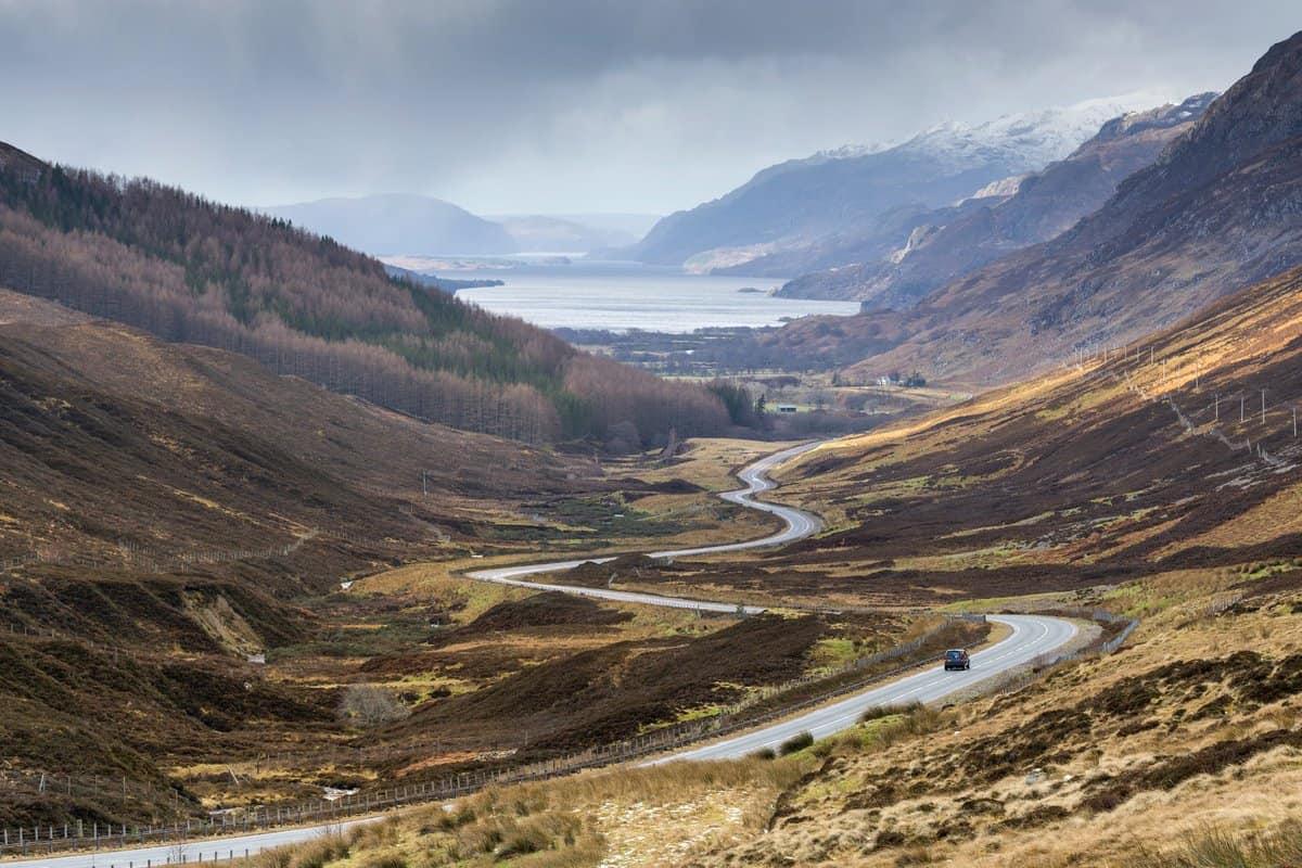 أفضل المدن السياحية اسكتلندا