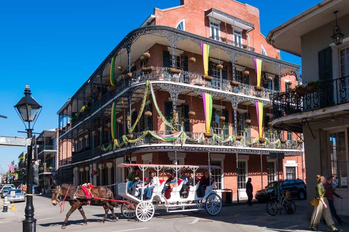 نيو أورليانز New Orleans