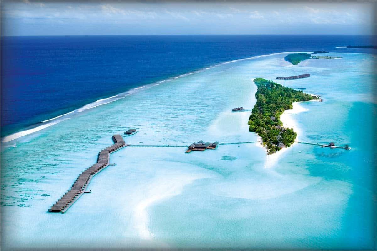 أجمل جزر سياحية المالديف