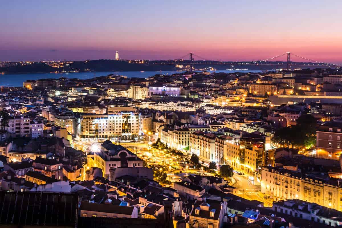 أفضل المناطث لشبونة