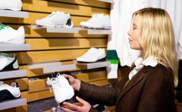 طرق اختيار حذاء جيد