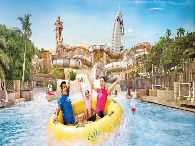 عروض خيالية في دبي للترفيه والتسلية