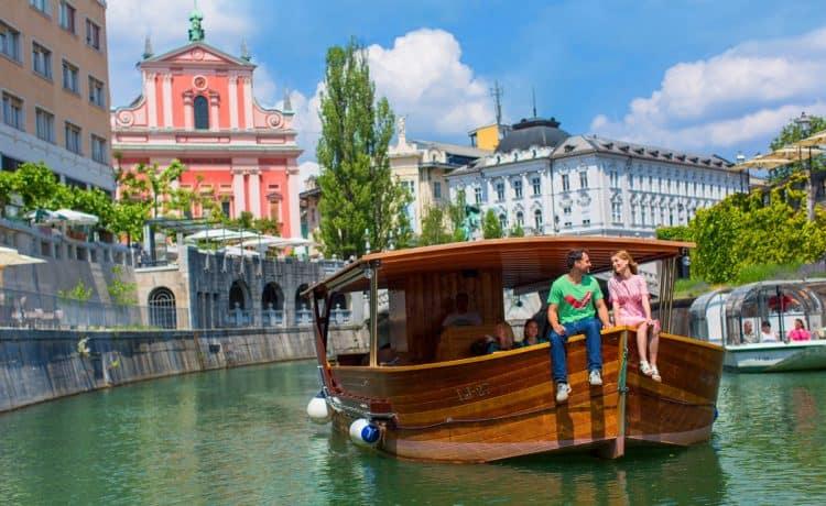 أجمل مدن سلوفينيا