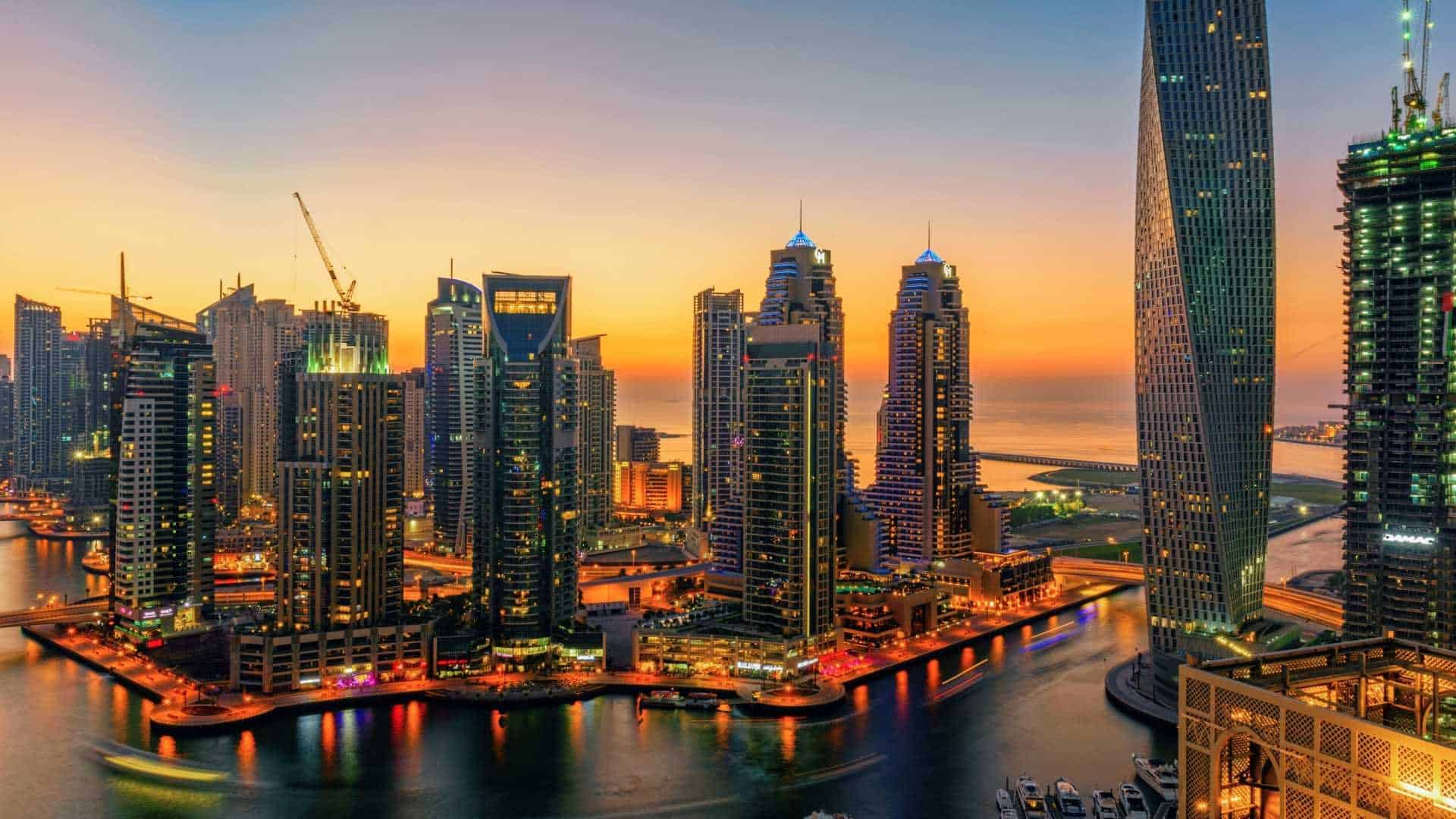 أماكن يزورها المشاهير للسياحة دبي