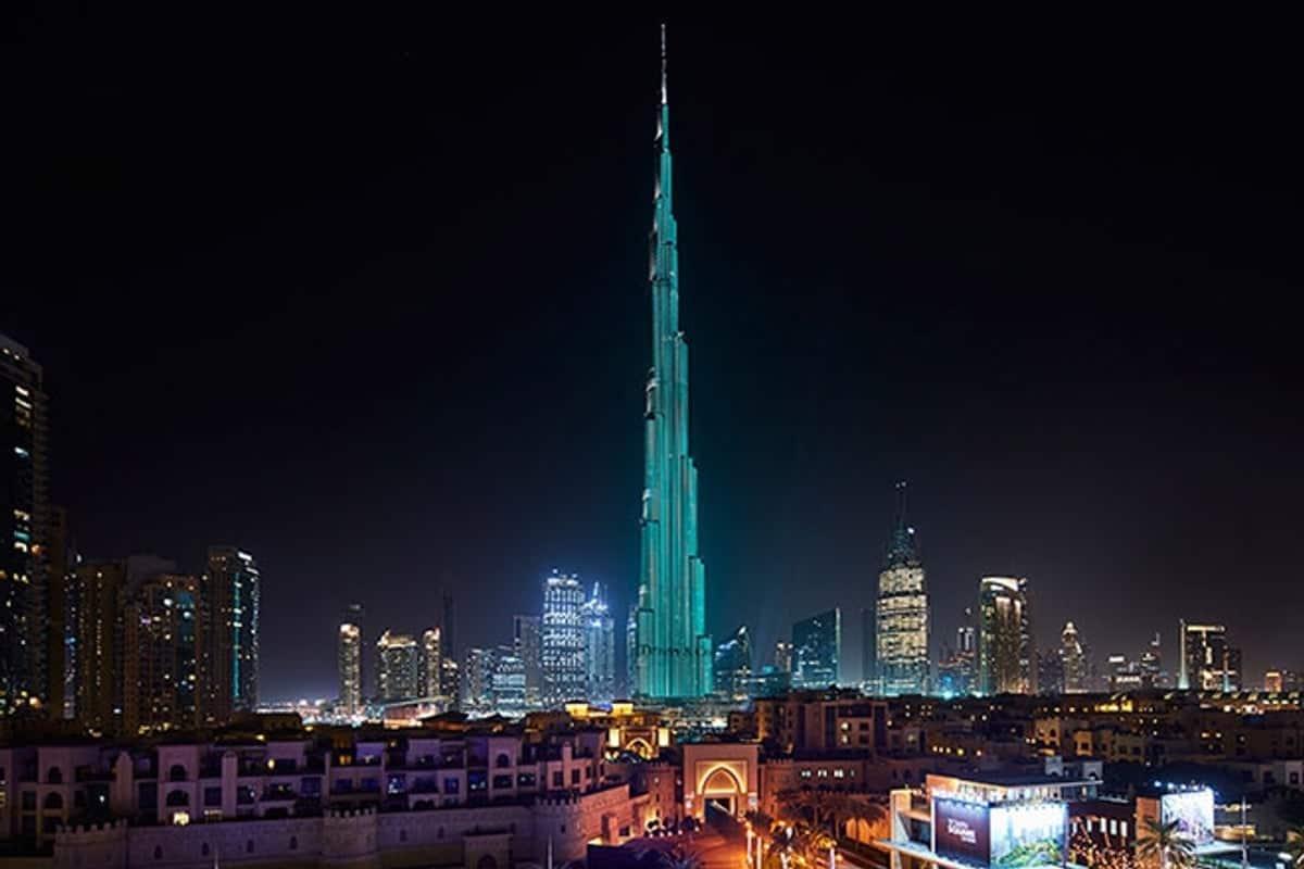 أجمل الأماكن لعشاق التصوير برج خليفة