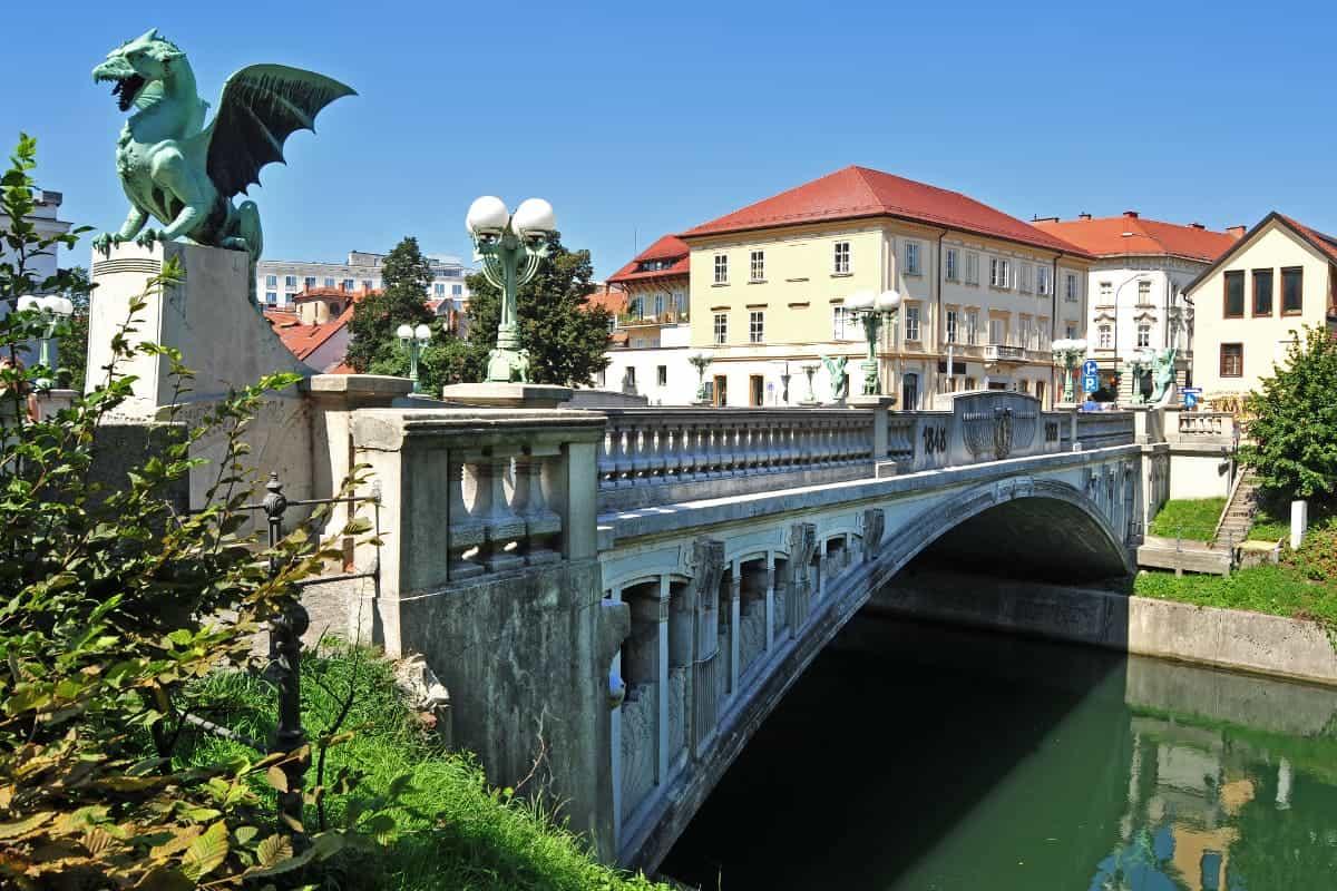 أجمل مدن سلوفينيا المدينة الثانية في سلوفينيا
