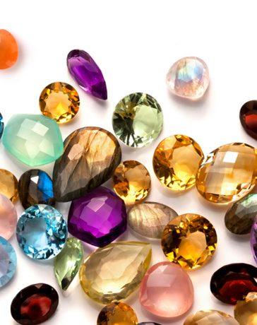 فوائد الأحجار الكريمة