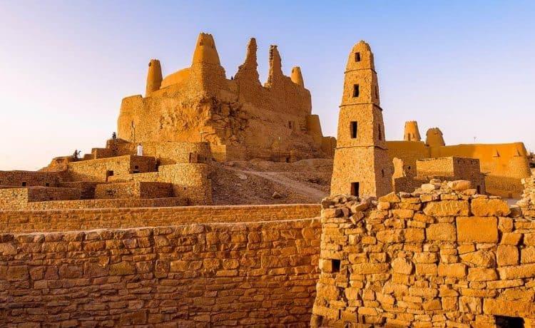 قلعة مارد بالسعودية