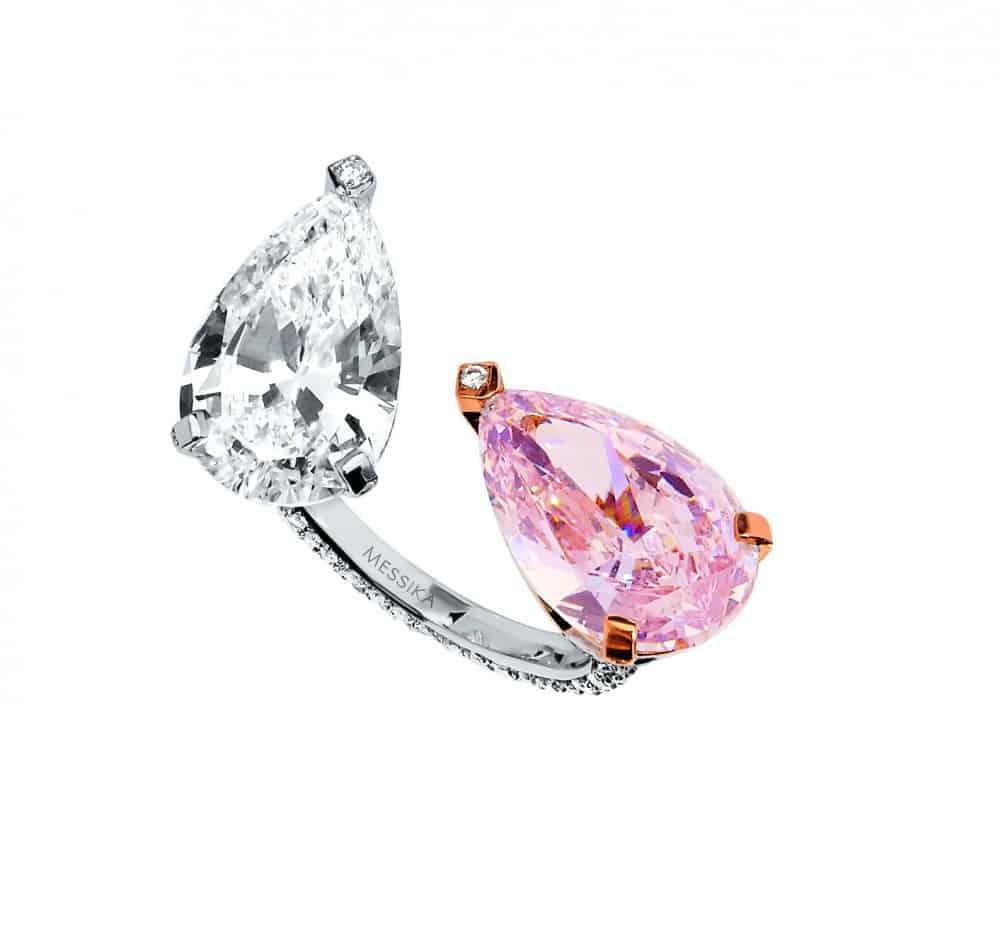 أجمل موديلات الجواهر خاتم