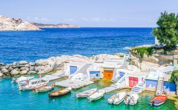 أروع الجزر اليونانية