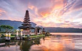 اندونيسيا تأسرك بجمال المناطق