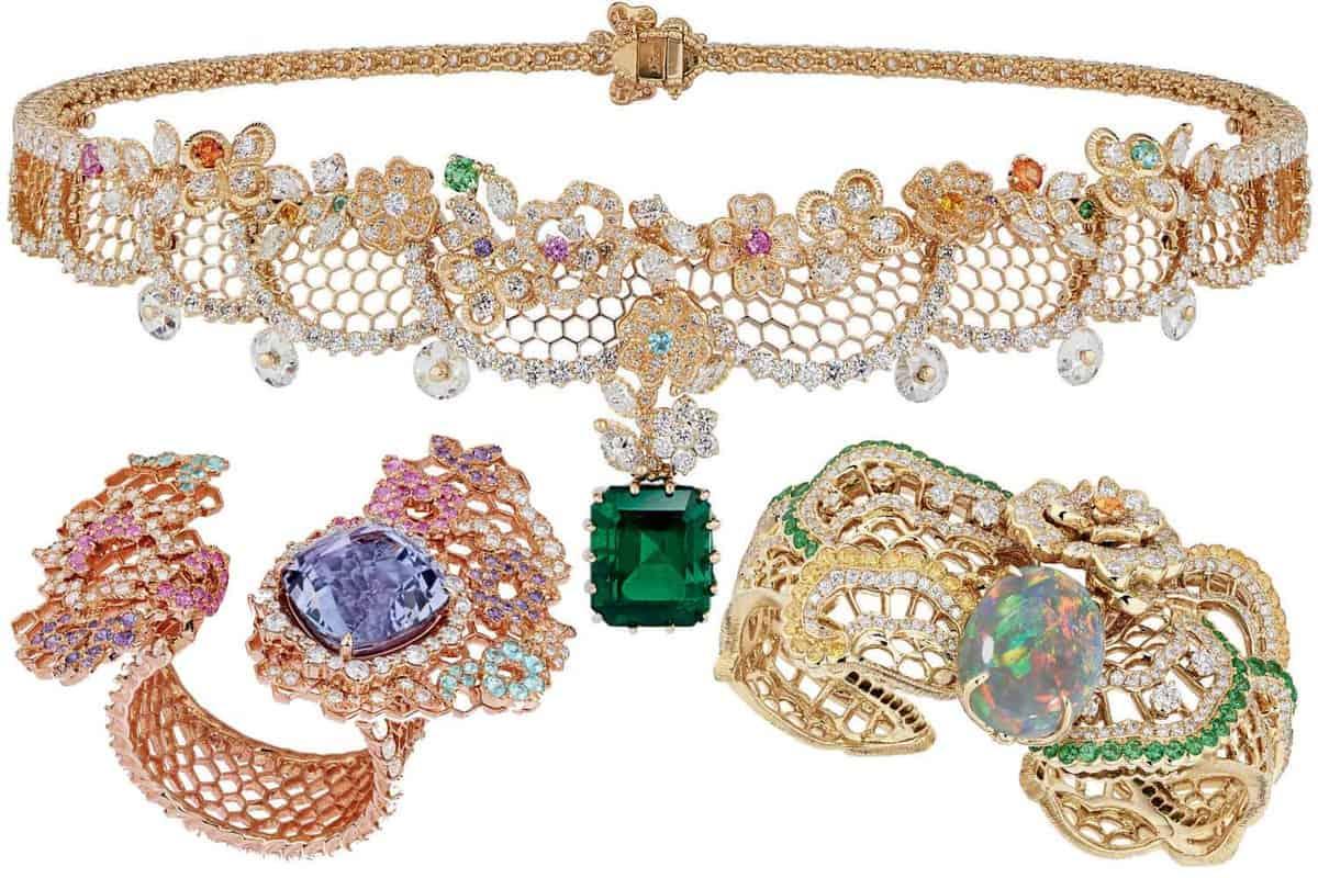 تصميمات مجوهرات لإطلالة متميزة