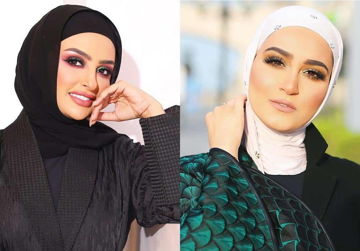 نوع قماش الحجاب