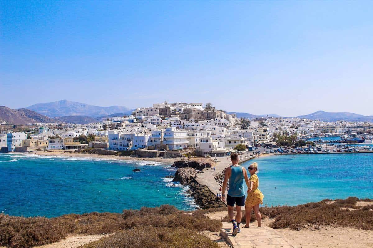 أروع الجزر اليونانية بطابع رومنسي