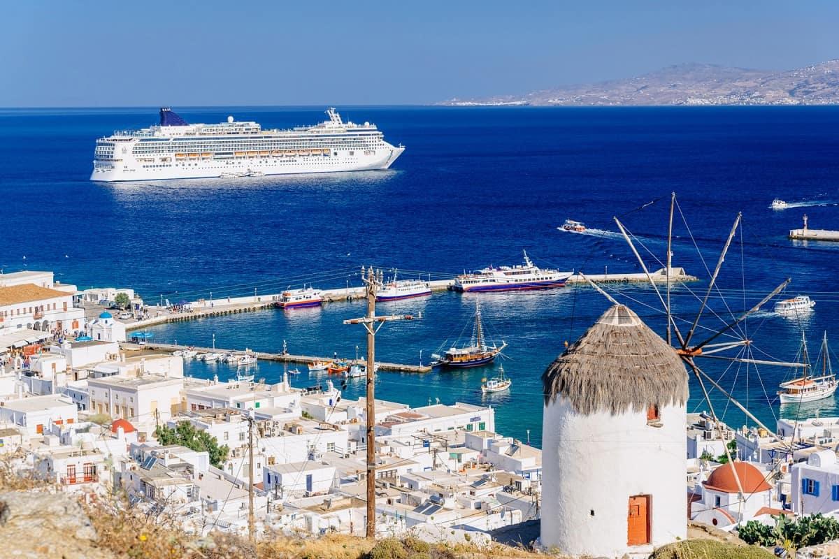 أروع الجزر اليونانية لوجهة سياحية مثالية