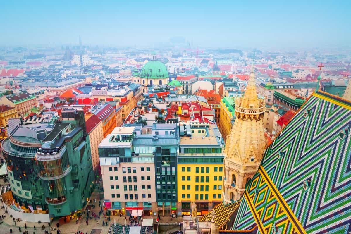 فيينا مدينة موسيقى الحب