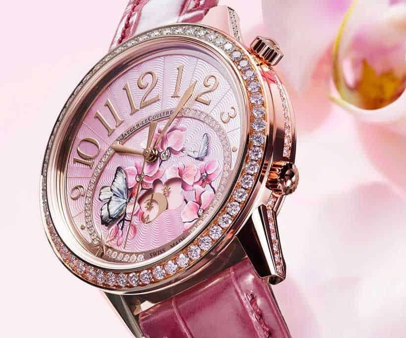 ساعة Rendez-Vous Sonatina من علامة Jaeger-Lecoultre
