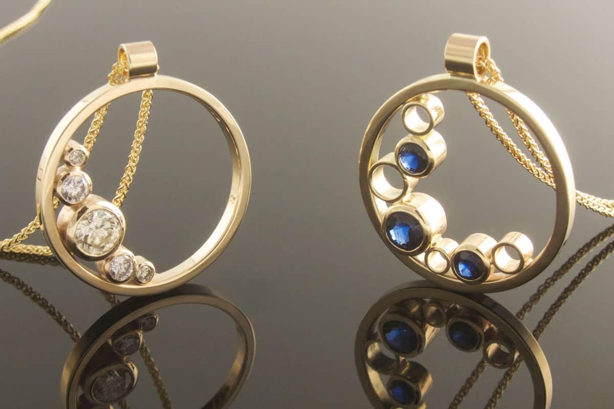 أحدث موديلات مجوهرات لإطلالة متميزة