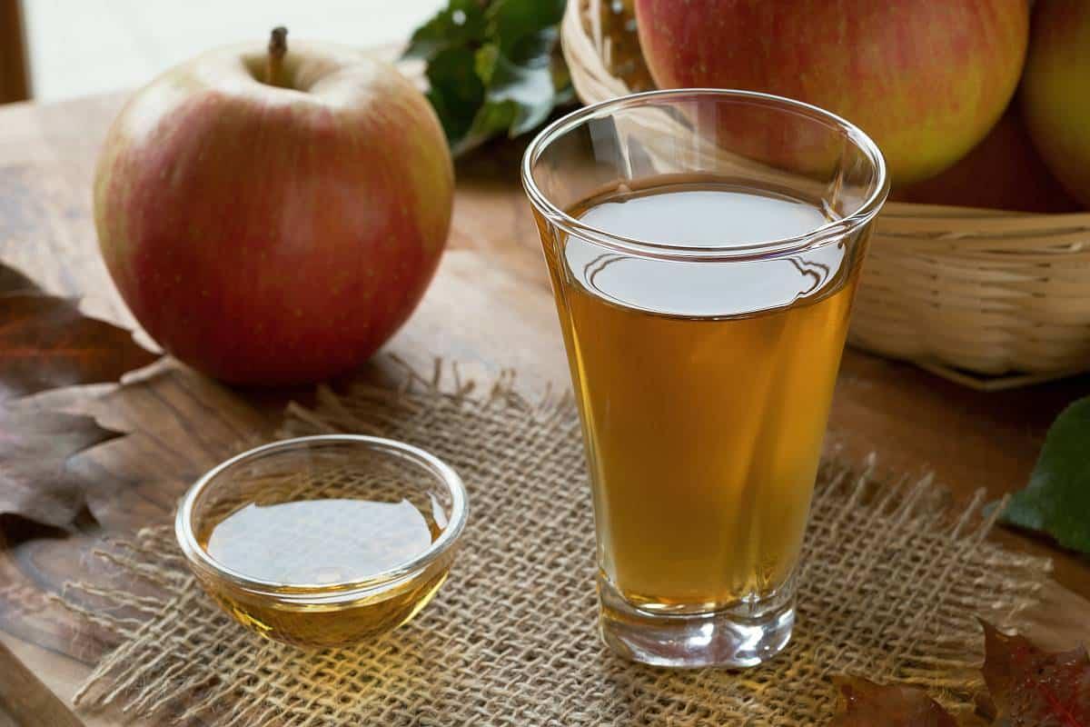 للشعر الدهني: وصفة الليمون مع خل التفاح