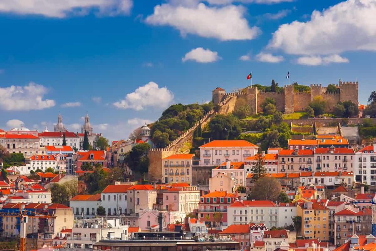 لشبونة لؤلؤة البرتغال