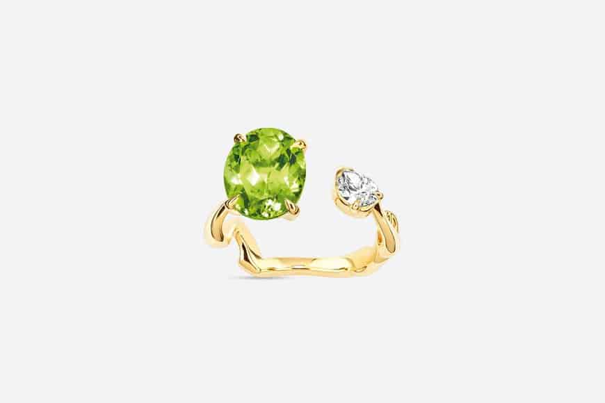 خاتم من ماركة ديور Dior