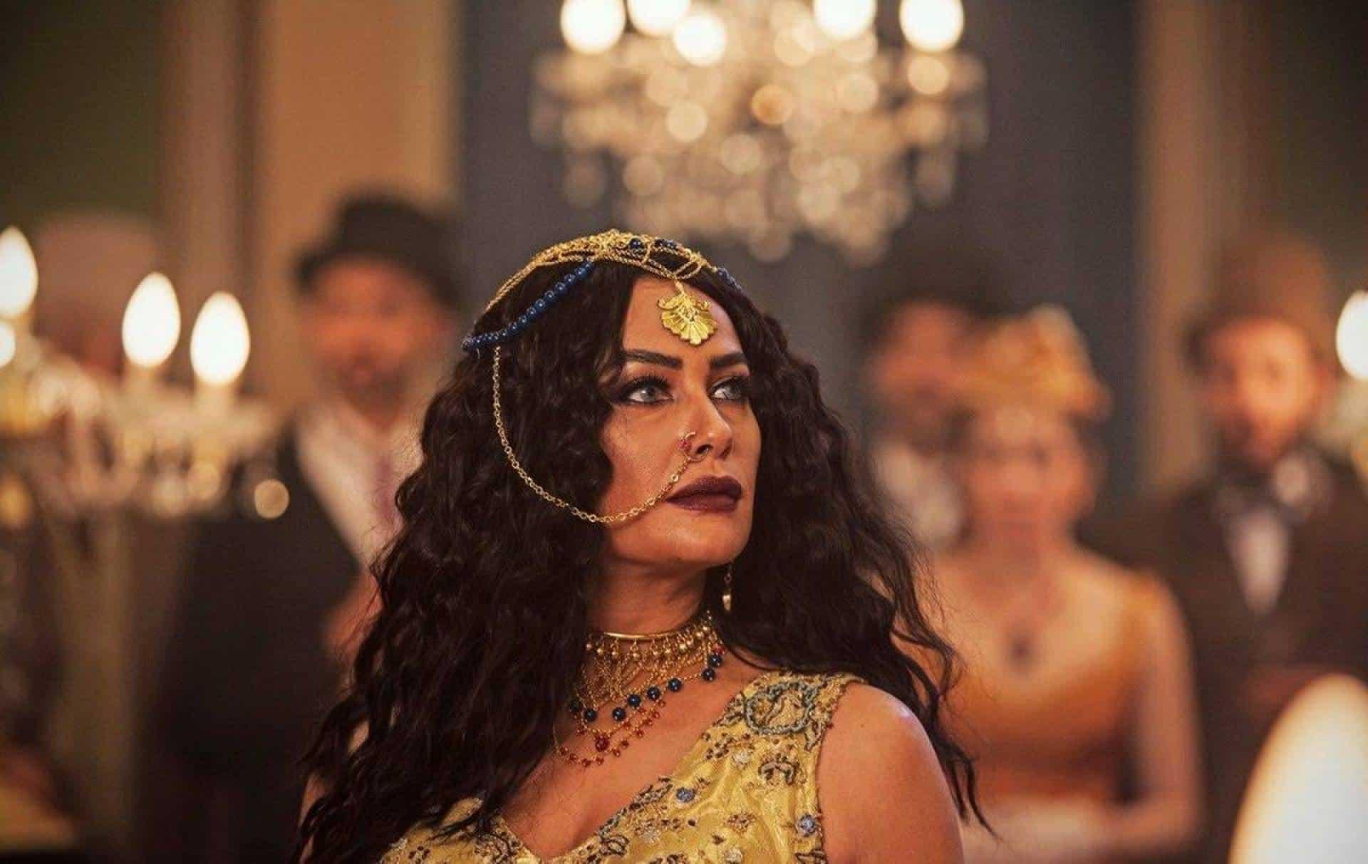 """الممثلة هند صبري حول شخصيتها الجديدة الغريبة ضمن فيلم """"الفيل الأزرق 2"""""""