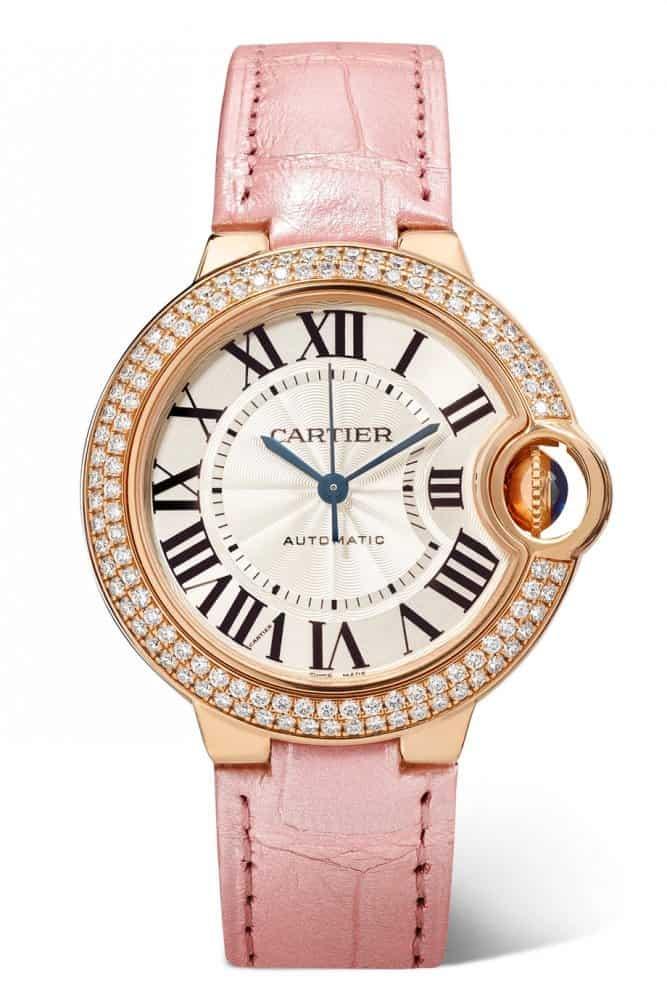 ساعة Ballon Bleu De Cartier من علامة Cartier