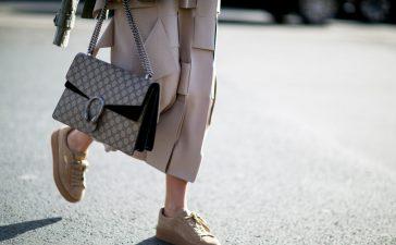 أبرز تصاميم أحذية السنيكرز
