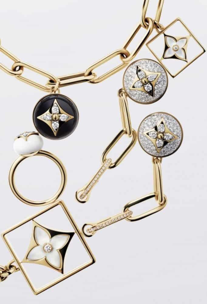 مجموعة B Blossom من علامة Louis Vuitton