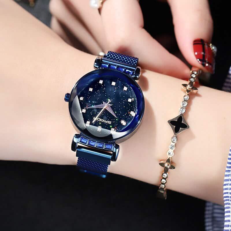 أحدث موديلات ساعات اليد لإطلالة متميزة