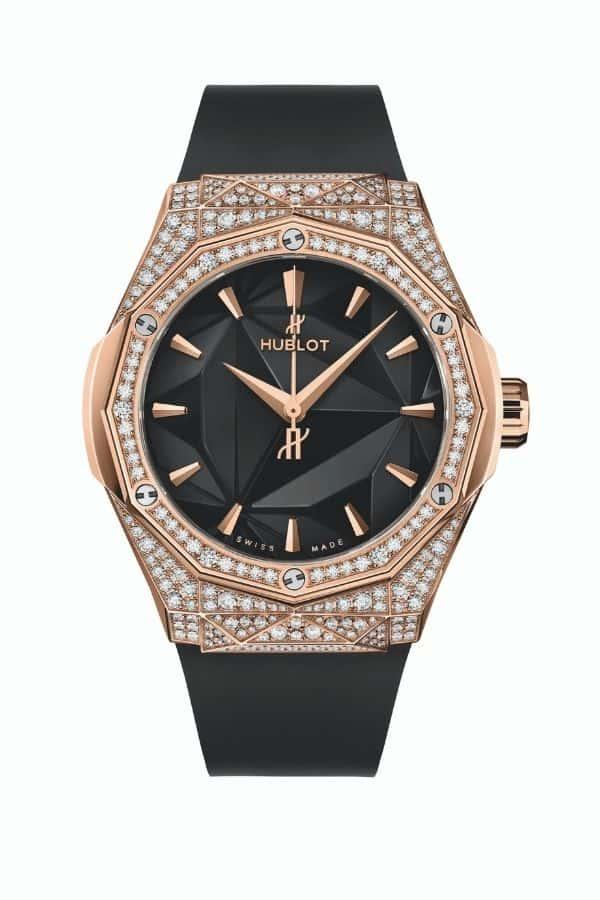 ساعة Classic Fusion Orlinski من ماركة هبلوت Hublot