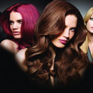 ألوان صباغات الشعر
