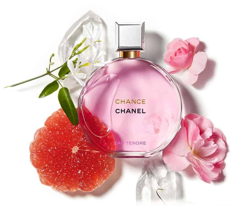 عطر Chance Eau Tendre من علامة شانيل Chanel
