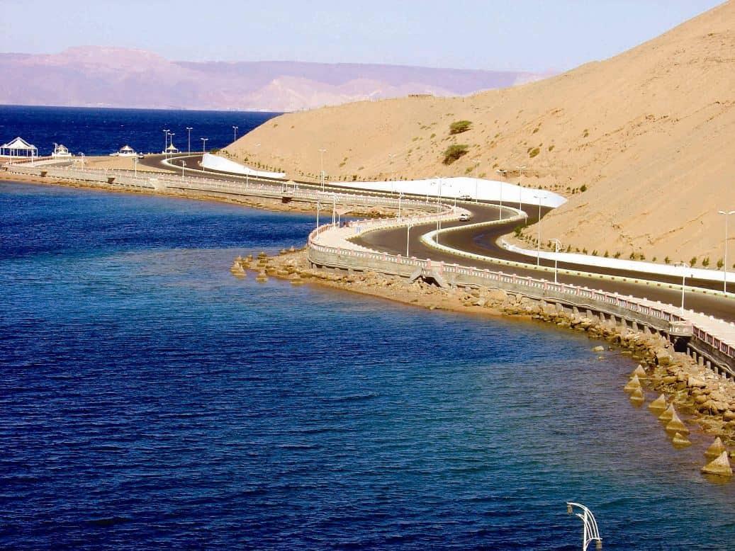 منطقة البحر الميت