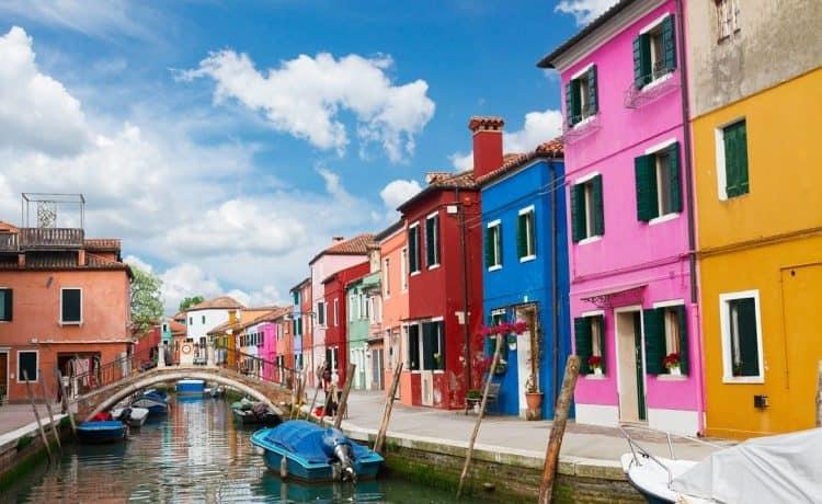 أفضل المدن الإيطالية
