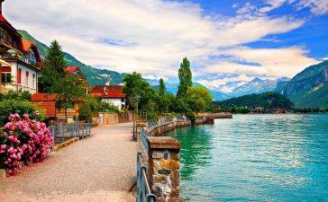 الأماكن السياحية في سويسرا