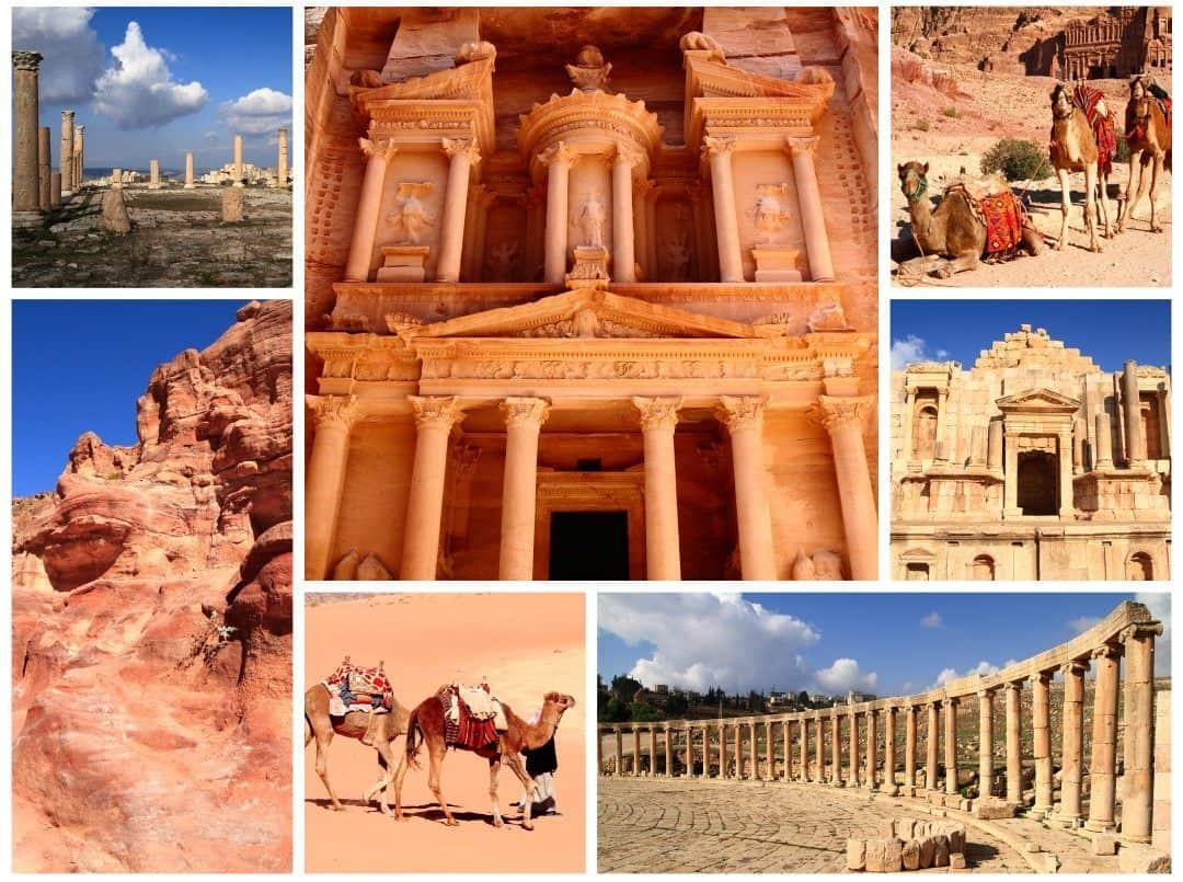 السياحة في الأردن تعرفي إليها