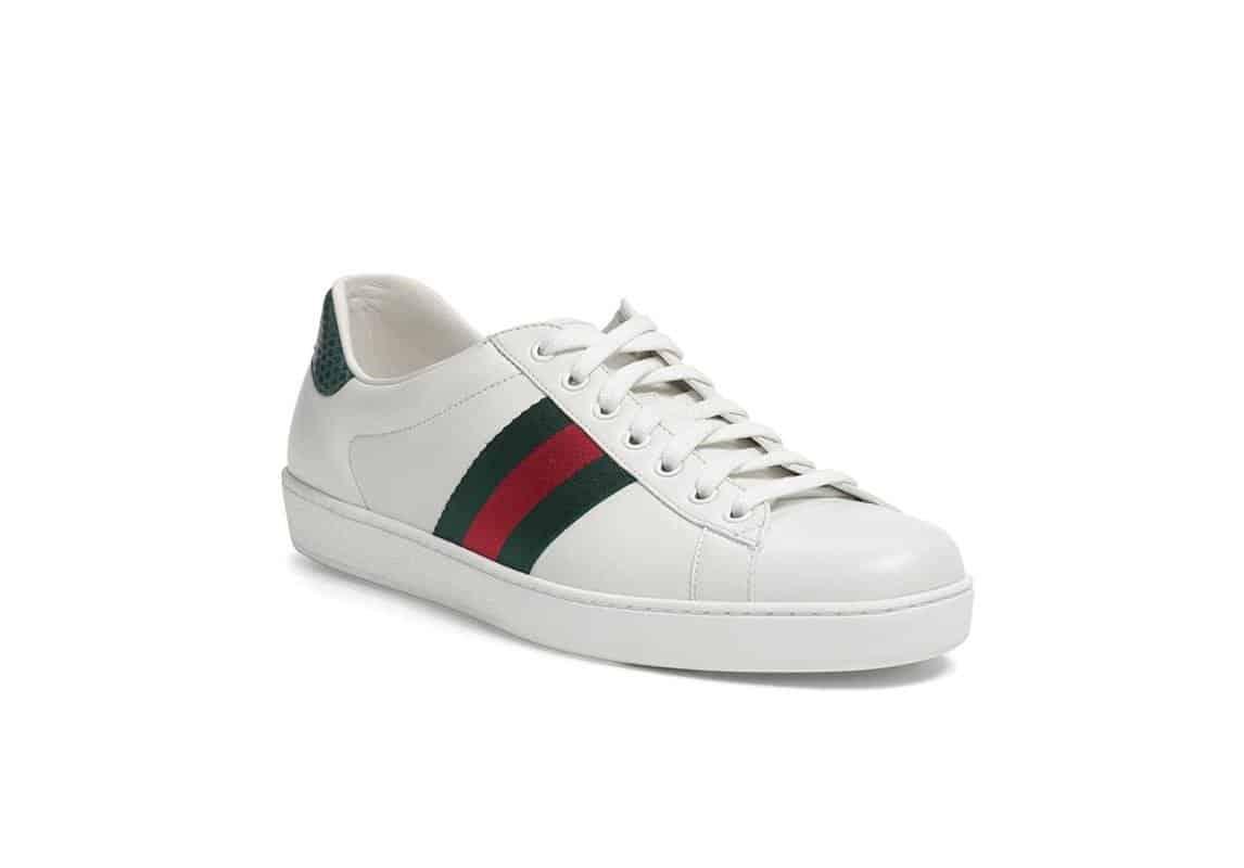 حذاء سنيكرز New Ace من ماركة Gucci