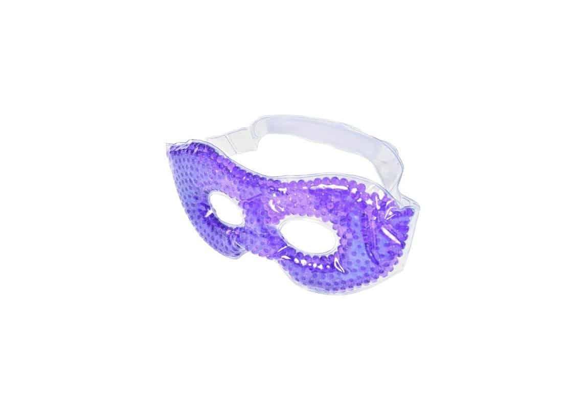 مستحضر Hot Cold Therapeutic Gel Beads Eye Mask من Bioswiss