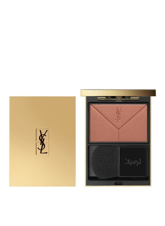 Yves Saint Laurent Culture In 5 Nude Blouse