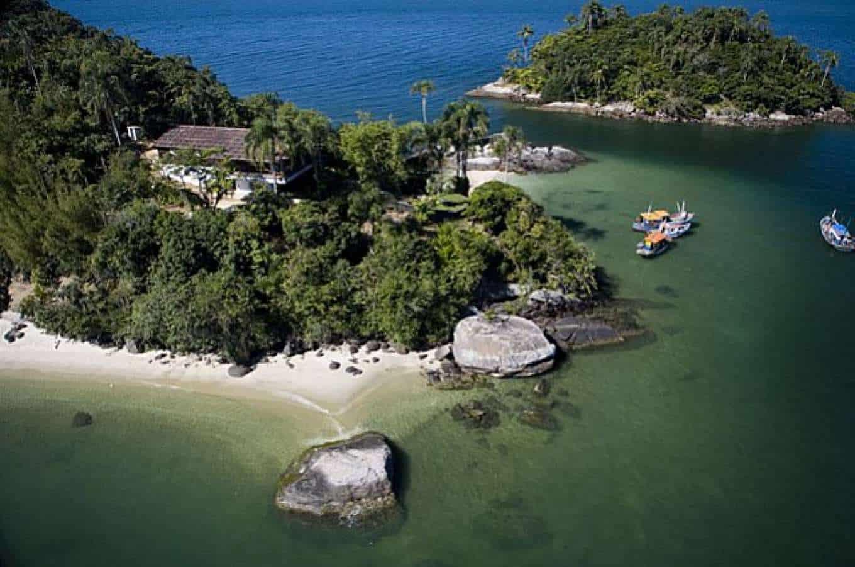الجزيرة الكبيرة Ilha Grande