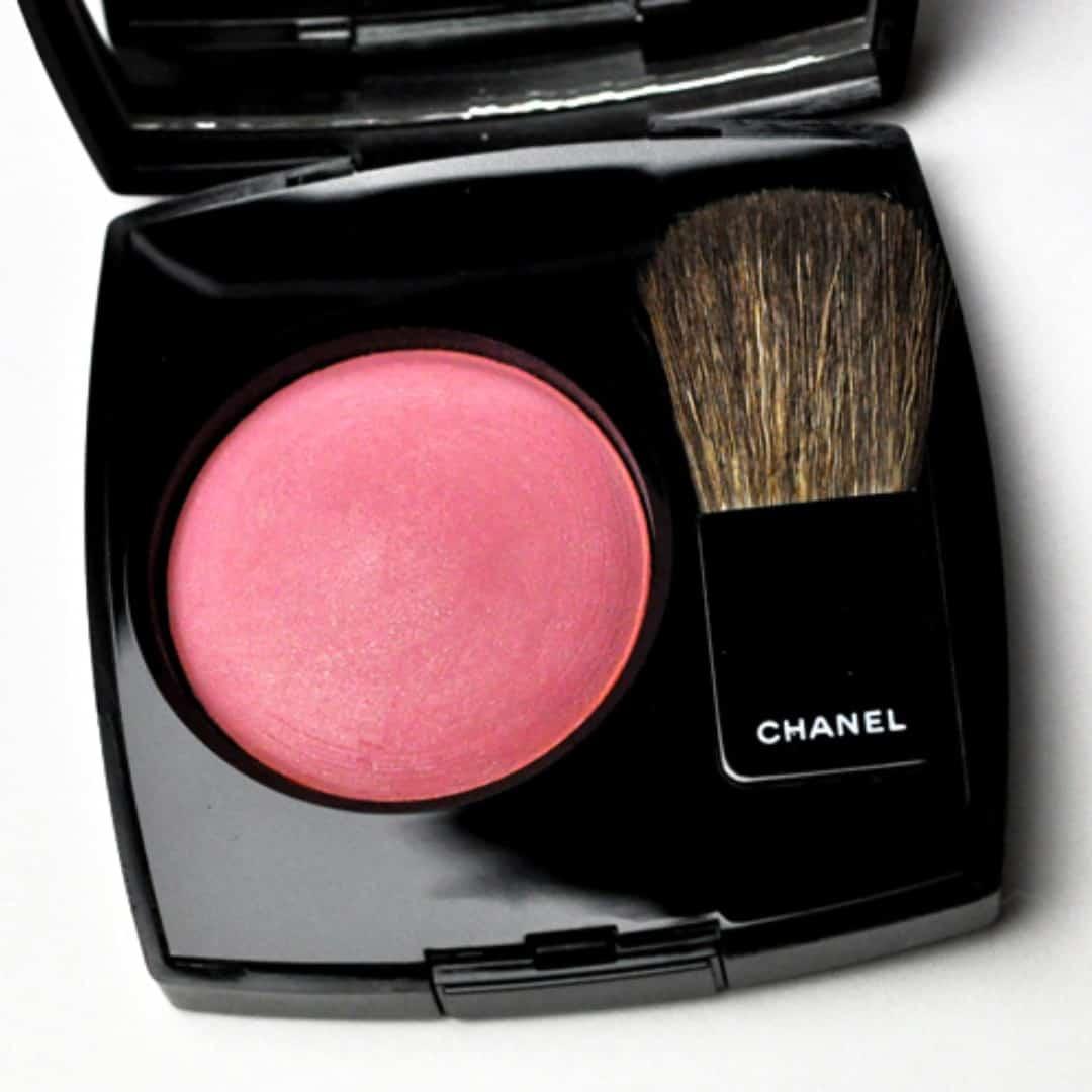 Chanel Joues Contraste Powder Blush 64 Pink Explosion