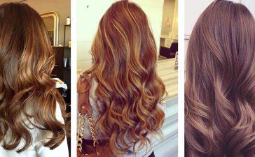 ألوان صبغات الشعر البني بمختلف درجاته موضة هذا الخريف اكتشفيها