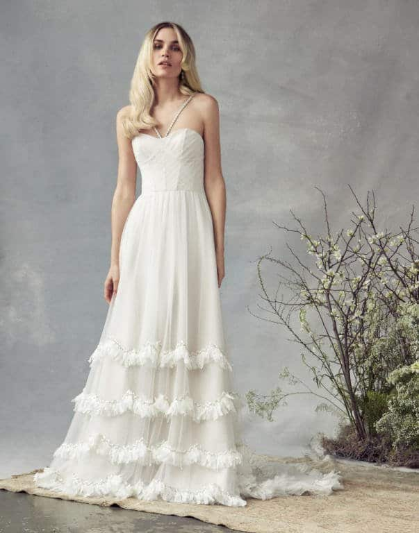 فستان زفاف من Savannah Miller